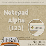 KMInk-Alpha-Notepad-LatinPrev