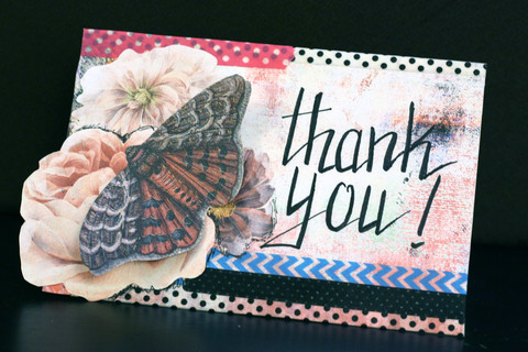 Handmade Thank You